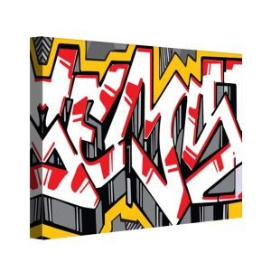 Boston Graffiti Art Prints